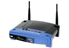 Si hay una imagen que representa mejor que ninguna a Linksys es la de este router. Ahora la marca está en manos de Belkin.