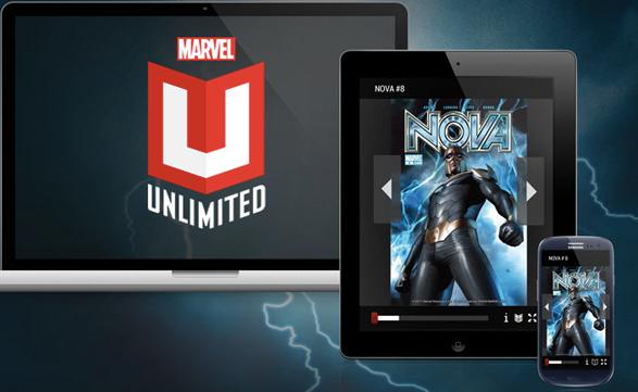 Con este nuevo servicio, Marvel puede atraer a un gran número de nuevos y veteranos lectores de comics, gracias al bajo precio de su suscripción y a su enorme catálogo.