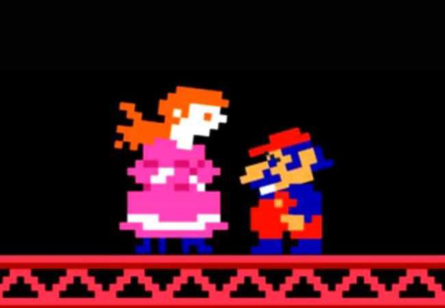 """""""No te aflijas Mario, estamos haciendo feliz a una nena de 3 años"""""""