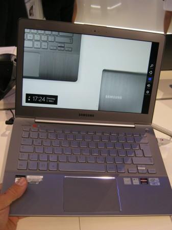 """Samsung Ultra 730U3E, una ultrabook con pantalla de 13,3"""", micro Intel Core i5/i7, un máximo de 16 GB de RAM y 256 de disco SSD."""