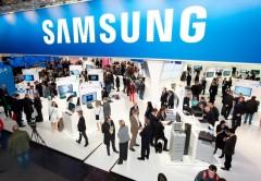 Los nuevos equipos fueron presentados en el imponente stand de Samsung en CeBIT.