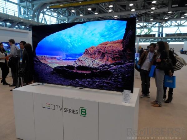 Samsung Forum 2013: Primera mirada a las TVs que llegarán a
