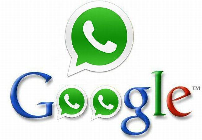 1.000 millones de dólares habría ofrecido Google para quedarse con Whatsapp. ¿Aceptarán?