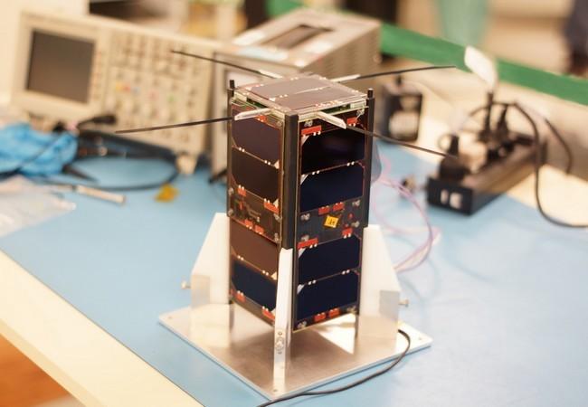 Así es Capitán Beto, el primer nano satélite argentino. (Gentileza Satellogic)