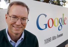 Eric Schmidt cree que no habrá Google Glass en la calle, por lo menos hasta 2014