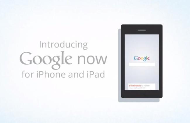 La aplicación funcionará no como un reemplazo, sino como una alternativa a Siri en iOS, usando la información recolectada de los usuarios en las cuentas de Google.