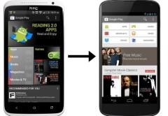 Google Play adoptará un diseño similar al de servicios como Google Now y Search