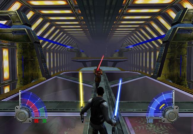 Tendremos más aventuras de Jedi Knight en el futuro seguramente