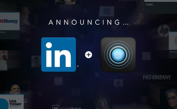 LinkedIn y Pulse, juntos para tratar de llenar el vacío que deja Google Reader.