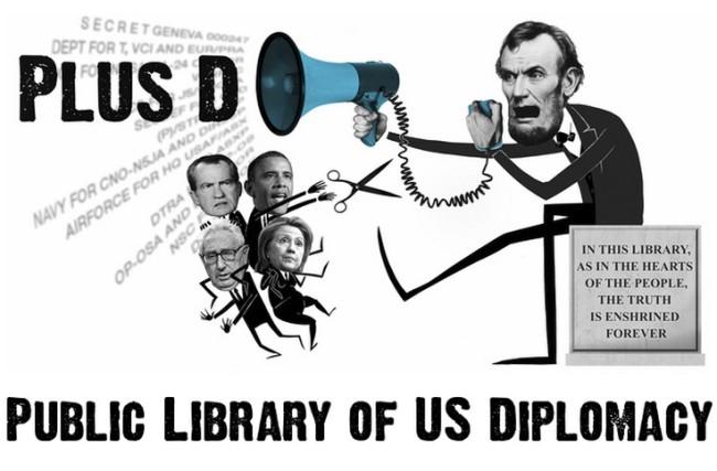 """Los """"Kissinger Cables"""" forman parte de la Biblioteca Pública de Diplomacia Norteamericana, que fue lanzada hoy por WikiLeaks y que alberga más de 2 millones de documentos secretos y desclasificados."""