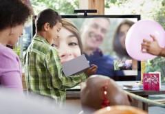 Skype se puede usar en varios equipos, incluyendo smart tvs y consolas de video juegos.