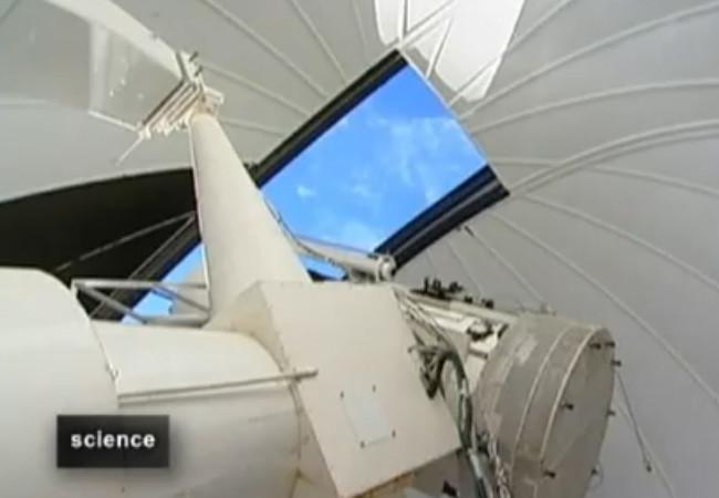 Estudiantes y científicos de todo el mundo podrán usar el telescopio