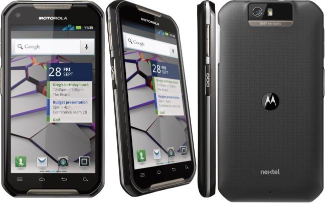 Motorola y nextel lanzan el nuevo ironrock redusers motorola y nextel lanzan el nuevo ironrock altavistaventures Image collections