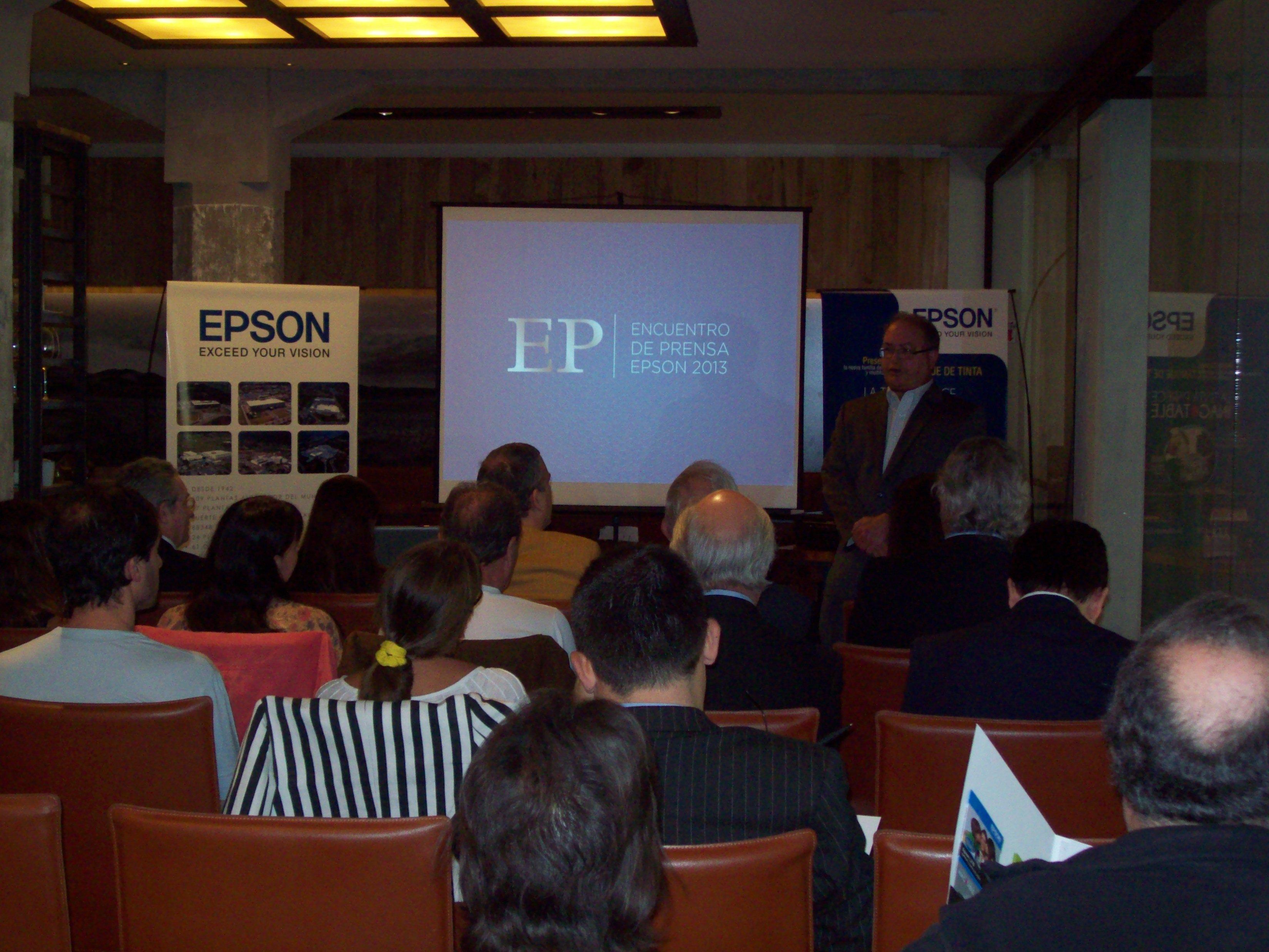 Agustin Chacon hablando sobre la estrategia de CISS.