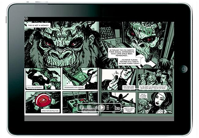 Gracias a estas aplicaciones podemos cargar con cientos de comics en nuestra tablet.