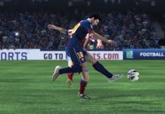 Messi, figura central de FIFA 14.
