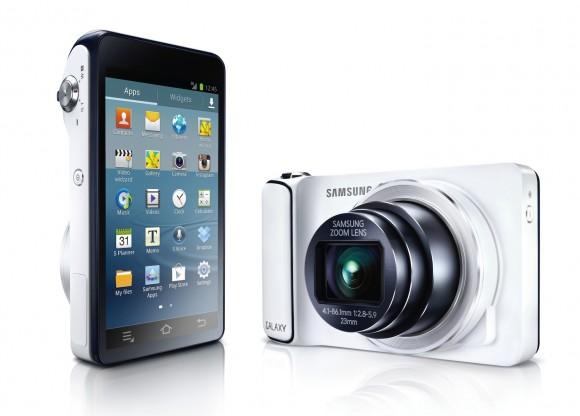 El Galaxy S4 Zoom combinaría las bondades de la Galaxy Camera con las del recientemente presentado Galaxy S4