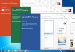"""Según el vocero Clint Patterson, Microsoft venderá software en """"caja"""" y servicios vía suscripción."""
