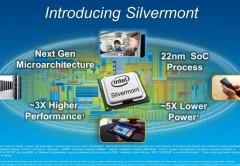 Silvermont será la gran apuesta de Intel para competir contra ARM en móviles y otros equipos conectados.