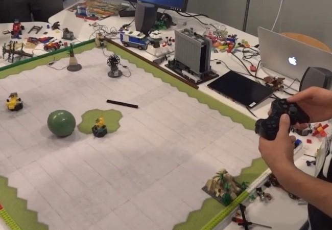 La unión de Sony y Lego podría abrir el camino a una nueva generación de juguetes y juegos.