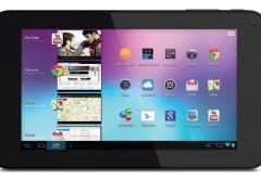 Lista para usar: la tableta viene precargada con las principales aplicaciones de Google.