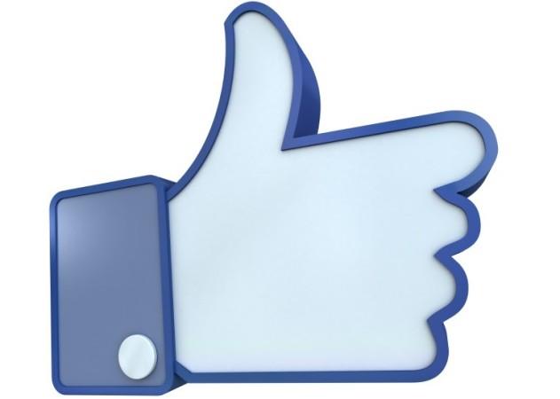 """Facebook agrega un botón de """"like"""" a su mensajería móvil - RedUSERS"""