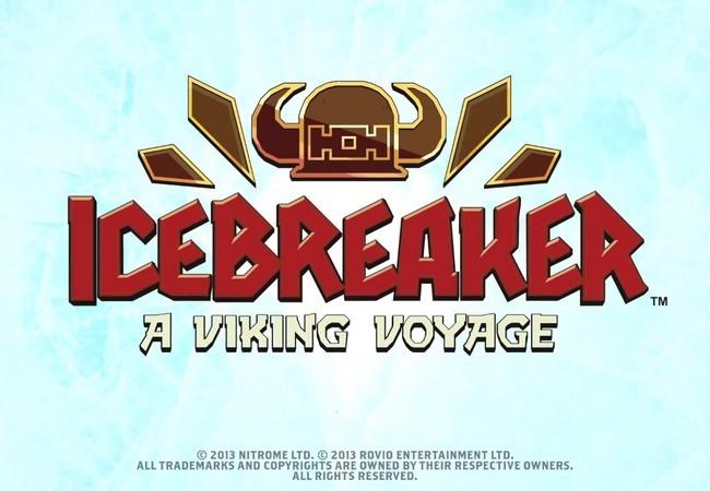 """""""Ice Breaker, A viking Voyage"""", la nueva aventura de Rovio."""