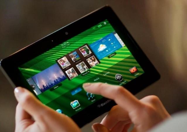 La PlayBook se queda afuera del portfolio de productos que corren bajo la plataforma BB10