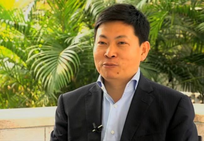 Richard Yu, de Huawei.