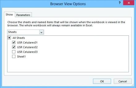1) En la ventana dedicada a la administración de archivos encontramos una opción que nos permite limitar la visualización de la planilla sólo a los elementos que queramos.