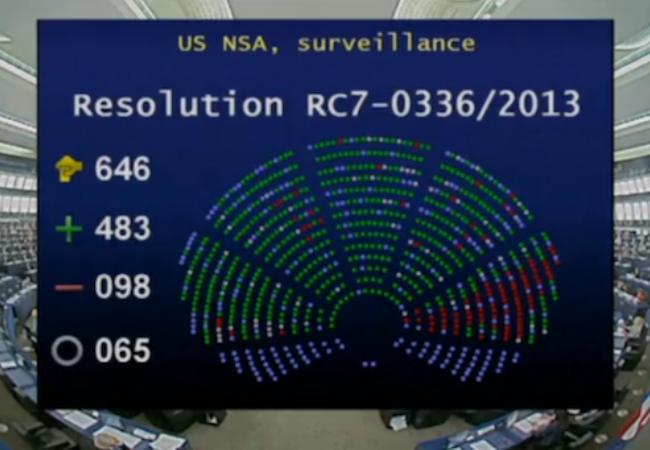 Las revelaciones sobre el posible espionaje han tenido consecuencias en las relaciones EEUU-UE.