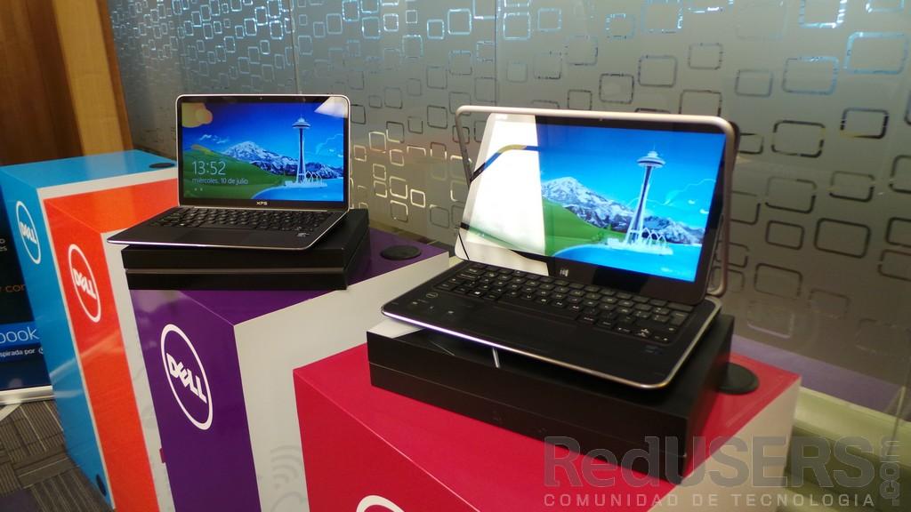 La XPS 13 y la nueva XPS Duo 12