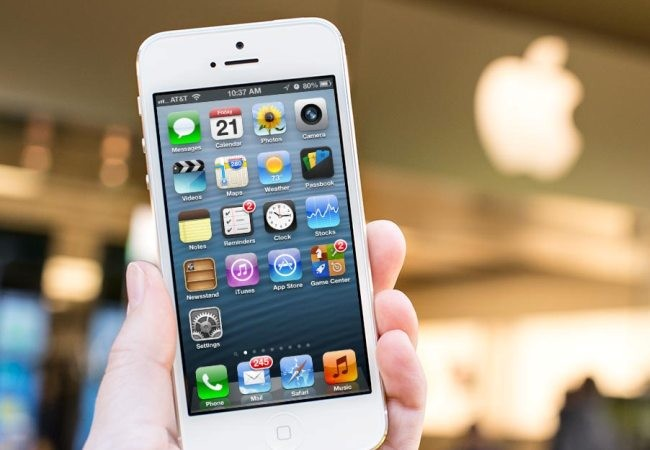 El tamaño de las pantallas de los iPhone podría incrementarse en el futuro.