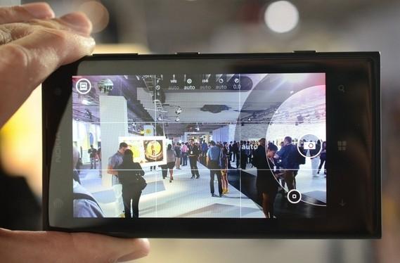 El software fotografía del Lumia 1020 llega a más equipos (Foto: The Verge)