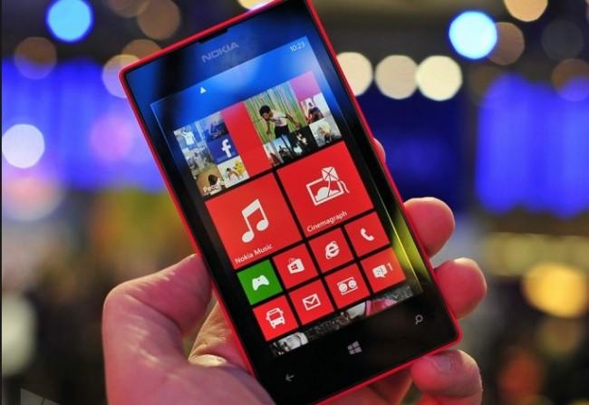 El Lumia 520 es cada vez más popular entre los usuarios de Windows Phone