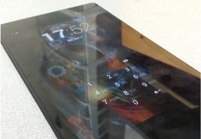 ¿El nuevo Nexus 7 llega en agosto?