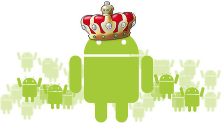 Android lidera en ventas el mercado de smartphones