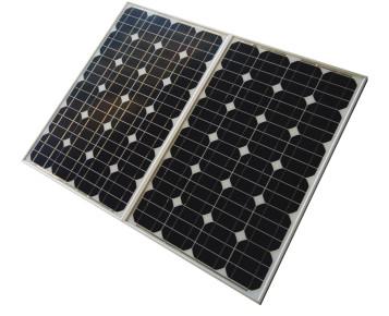 La cantidad de poder que se genera con un panel solar es de 12 volts; se pueden utilizar de manera independiente o como conjunto en una red.