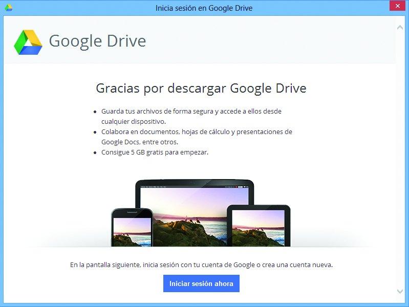 google drive pasos para instalarlo y configurarlo redusers