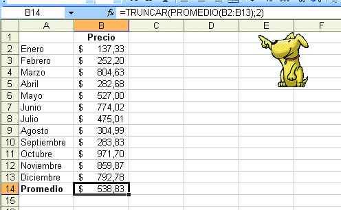 Excel: Un truco para obtener decimales sin redondeos - RedUSERS