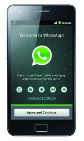 WhatsApp nos permite utilizar la conexión 3G para enviar mensajes breves y así evitar los –ahora– costosos SMS.
