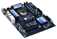 El motherboard está pensado para usar dos placas de video con buen espaciado entre slots X16.