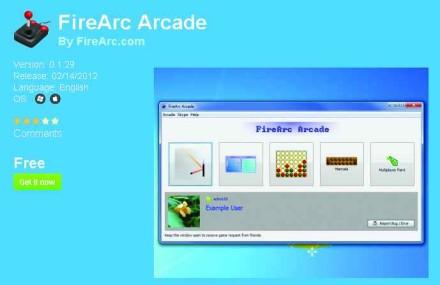Aunque faltan algunos de los más emblemáticos, FireArc Arcade nos ofrece algunos interesantes juegos.
