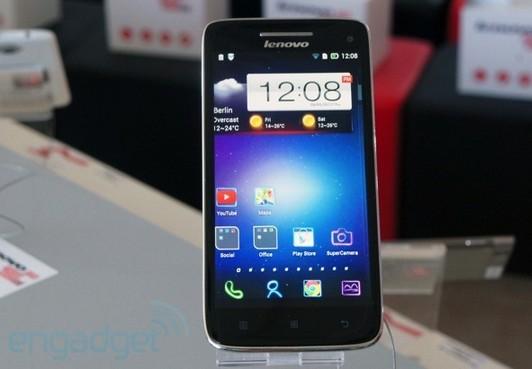 El Lenovo Vibe X estará disponible a partir de octubre en el mercado chino