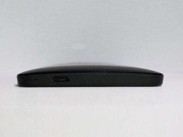El ya estándar MicroUSB en el HTC One, peculiarmente se conecta al revés que en la mayoría de terminales .