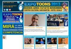Expotoons es la feria de animación más importante de Latinoamérica.