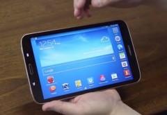 La Galaxy Tab 3 8.0 en acción