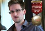 Edward Snowden, personaje del año.