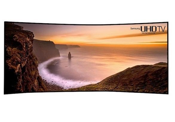 2491389dd85 CES 2014  Samsung revela su TV 4K de 105 pulgadas y pantalla curva ...