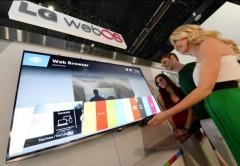 El sistema operativo ha sido modificado para adaptarse a los televisores inteligentes.